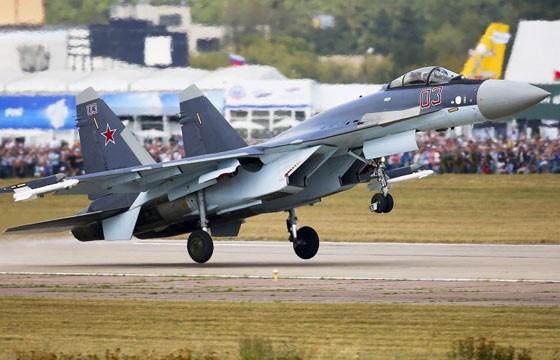 Nga đưa cả siêu tiêm kích Su-35 sang tham chiến tại Syria