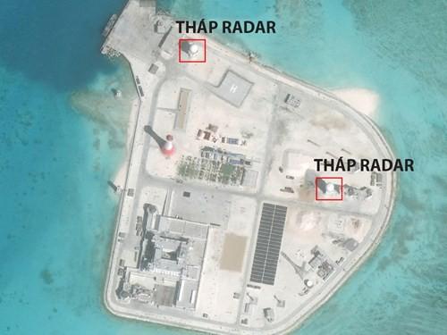 Trung Quốc gây hấn và thế trận mới ở Biển Đông ảnh 1