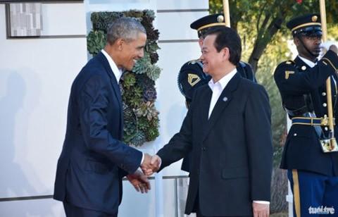 Đại sứ Mỹ nói về chuyến thăm Việt Nam của Tổng thống Obama ảnh 1