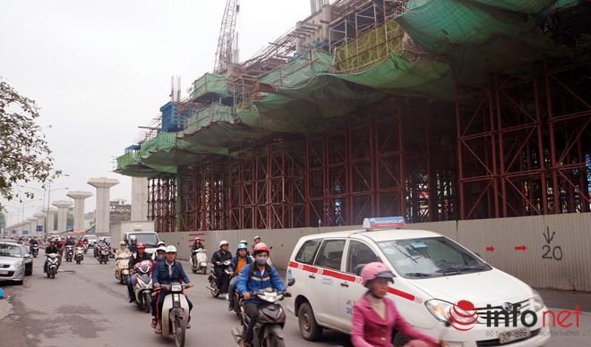 Đường sắt Cát Linh – Hà Đông lại chậm trễ vì Tổng thầu Trung Quốc nợ nần ảnh 1