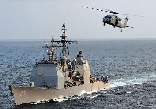 Mỹ điều tàu sân bay đến Biển Đông, Trung Quốc tăng chi quân sự thêm 8% ảnh 1