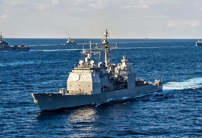 Mỹ điều tàu sân bay đến Biển Đông, Trung Quốc tăng chi quân sự thêm 8% ảnh 3