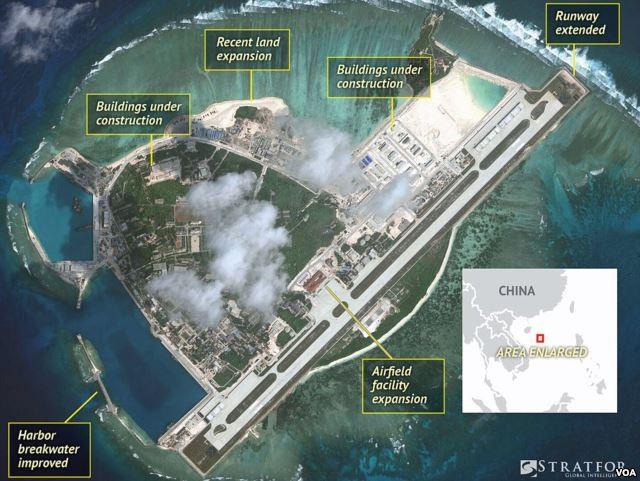"""""""Vũ khí Trung Quốc đe dọa trực tiếp miền Trung Việt Nam"""" ảnh 1"""
