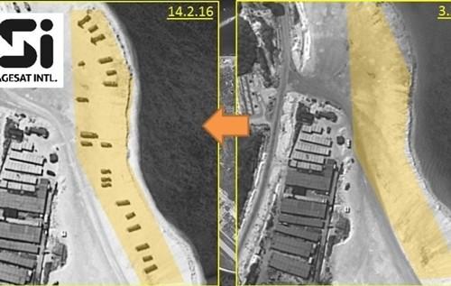 Đảo Phú Lâm và các khẩu đội HQ-9 Trung Quốc mới triển khai tại Phú Lâm, đẩy tình hình khu vực leo thang căng thẳng