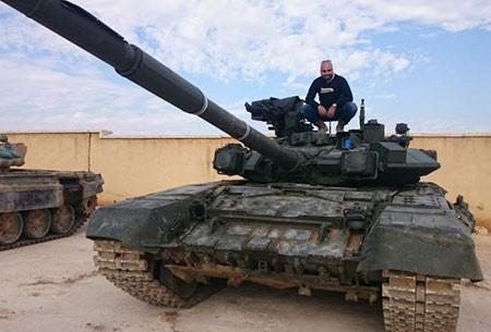 """""""Hung thần"""" và """"bảo bối"""" Nga trên chiến trường Syria ảnh 1"""