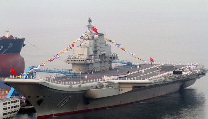 """Mỹ: Tàu sân bay Trung Quốc chỉ là """"hổ giấy"""" ảnh 1"""