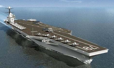 Trung Quốc 'khiếp vía' trước tàu sân bay Mỹ vì đâu? ảnh 2