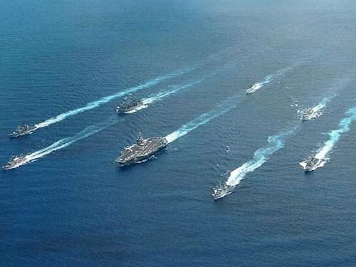 Tại sao Trung Quốc 'hoảng hồn' trước tàu sân bay Mỹ? - ảnh 1