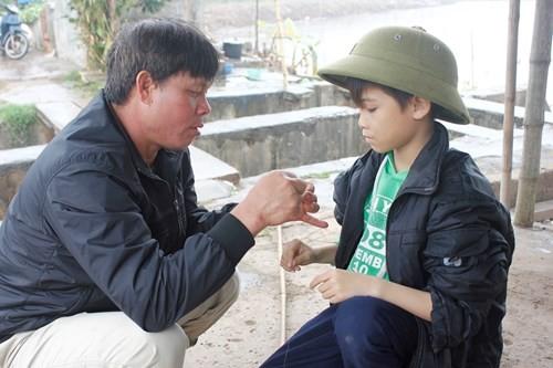 Anh em ông Đoàn Văn Vươn, người đàn ông 'vịt biển' của gia đình - ảnh 7