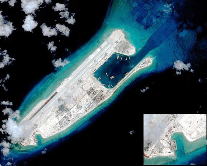 Trung Quốc thay đổi hiện trạng đảo trên Biển Đông như thế nào? ảnh 2