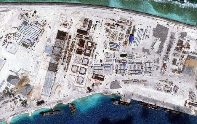 Trung Quốc thay đổi hiện trạng đảo trên Biển Đông như thế nào? ảnh 4