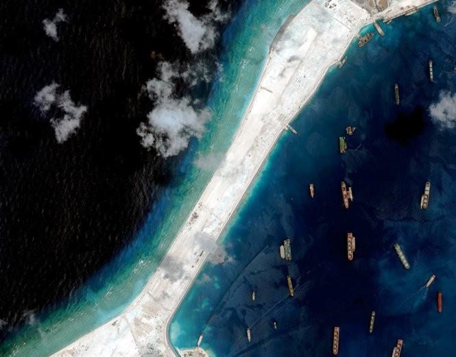 Trung Quốc thay đổi hiện trạng đảo trên Biển Đông như thế nào? ảnh 6
