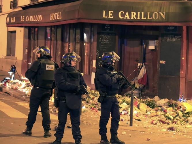 Nghi phạm chính vụ khủng bố Paris bị bắt sau 4 tháng lẩn trốn ảnh 1