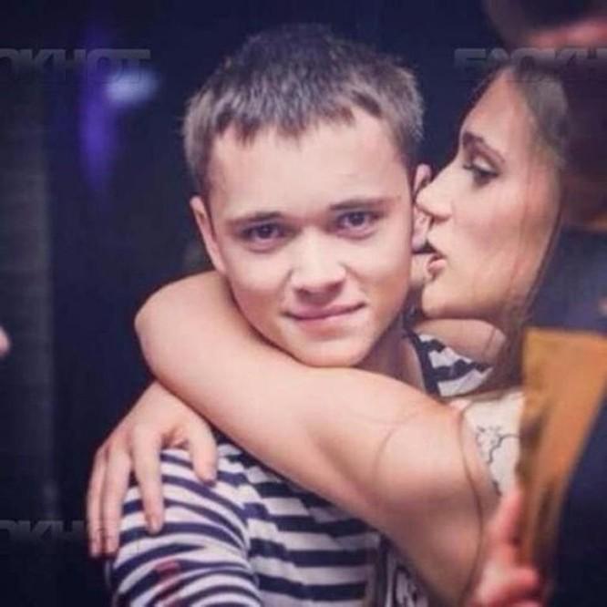 Cặp tình nhân Olga Klimenko và Aleksandr Bozhko