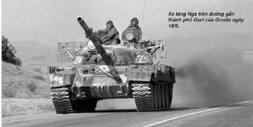 Cuộc chiến Nga-Grudia và những điều chưa biết ảnh 4