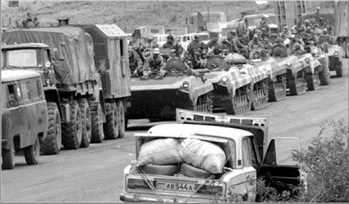 Cuộc chiến Nga-Grudia và những điều chưa biết ảnh 6