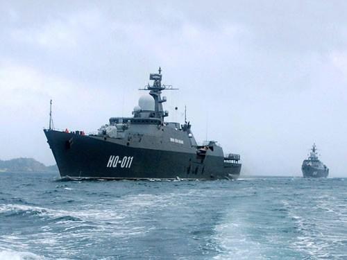 """Hải quân Việt Nam từ """"hạm đội muỗi"""" đến lực lượng đáng gờm ảnh 1"""