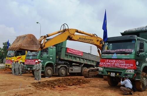 Trung Quốc trúng thầu dự án đường nước sông Đà, Phó thủ tướng yêu cầu rà soát ảnh 1