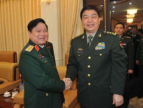 Quân đội Việt - Trung bình tĩnh, kiềm chế, không để xảy ra xung đột ảnh 3