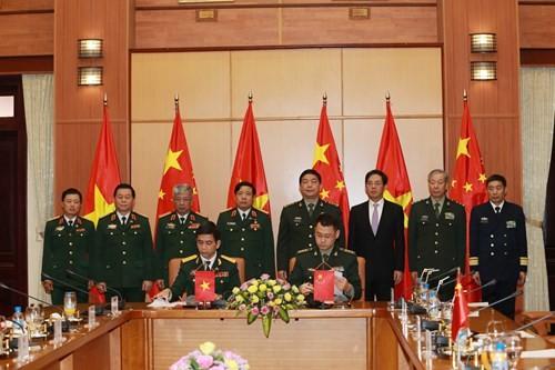 Quân đội Việt - Trung bình tĩnh, kiềm chế, không để xảy ra xung đột ảnh 2