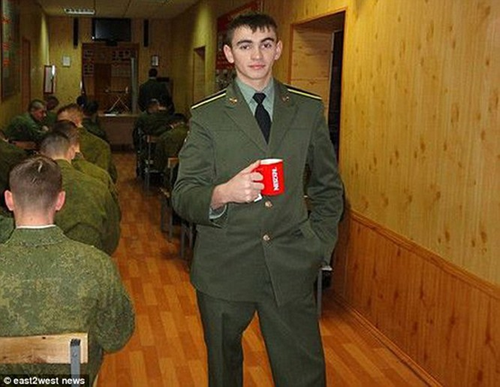 Tiết lộ mới về đặc nhiệm Nga chấp nhận hy sinh, gọi bom diệt IS ảnh 1
