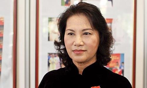 Hôm nay, Quốc hội miễn nhiệm Chủ tịch Nguyễn Sinh Hùng ảnh 1
