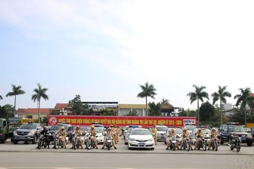 Giám đốc công an tỉnh Quảng Trị: 'Làm công an phải để tội phạm sợ chứ đừng để dân sợ!' 1