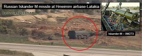 Nga điều tên lửa Iskander-M vô đối tới Syria ảnh 1