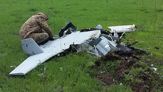 "UAV cảm tử ""xung trận"" trong chiến sự Azerbaijan-Armenia ảnh 1"