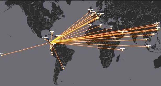 """Mỹ và phương Tây mưu đồ gì với """"hồ sơ Panama"""" ảnh 1"""