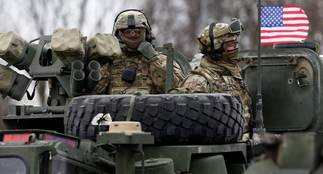 Quân đội NATO tập trận ở Biển Đen và khu vực Đông Âu