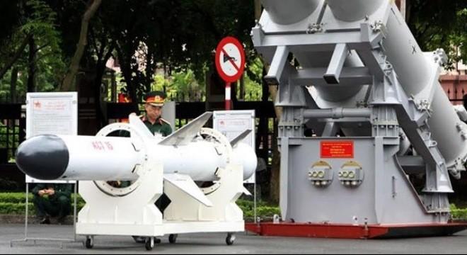 Tên lửa chống hạm Kh-35UE do Việt Nam chế tạo theo chuyển giao công nghệ của Nga
