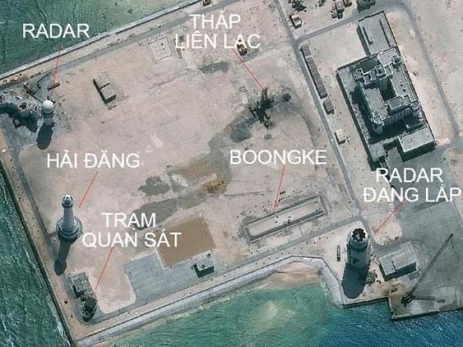 Tướng Lê Mã Lương: Kịch bản Trung Quốc chiếm quyền kiểm soát Biển Đông đã rõ ràng ảnh 2