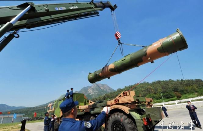 Trung Quốc đã triển khai tên lửa chống hạm YJ-62 ra đảo Phú Lâm ở quần đảo Hoàng Sa của Việt Nam