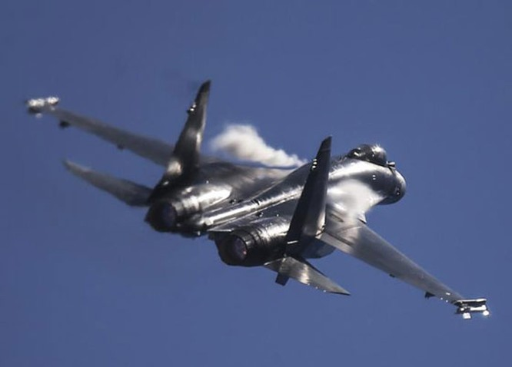 """Vì sao Việt Nam chọn """"thần điểu"""" Su-35 ảnh 4"""