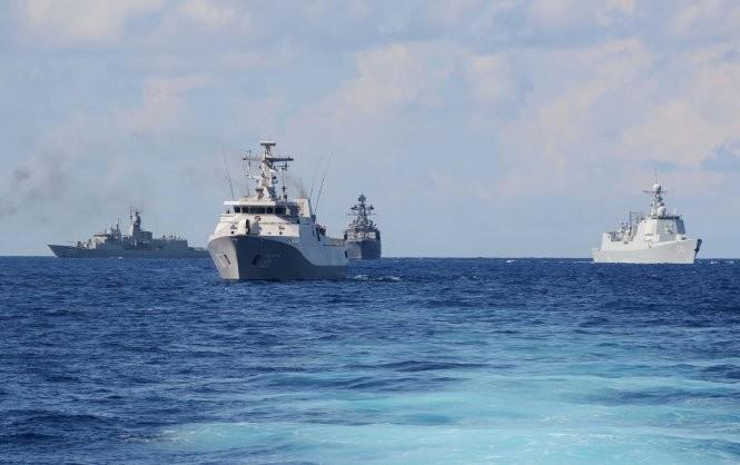 Hải quân, đặc công Việt Nam hoàn thành xuất sắc diễn tập chống khủng bố ảnh 5