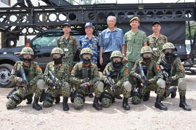 Hải quân, đặc công Việt Nam hoàn thành xuất sắc diễn tập chống khủng bố ảnh 15
