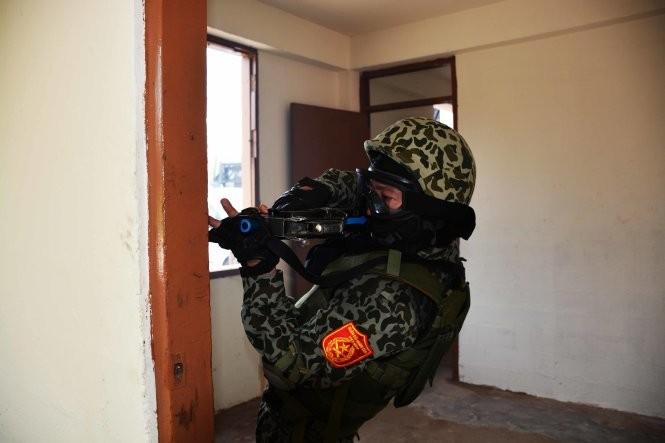 Hải quân, đặc công Việt Nam hoàn thành xuất sắc diễn tập chống khủng bố ảnh 13
