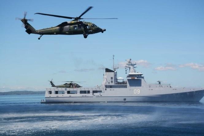 Hải quân, đặc công Việt Nam hoàn thành xuất sắc diễn tập chống khủng bố ảnh 7