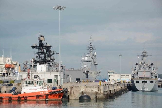 Hải quân, đặc công Việt Nam hoàn thành xuất sắc diễn tập chống khủng bố ảnh 1