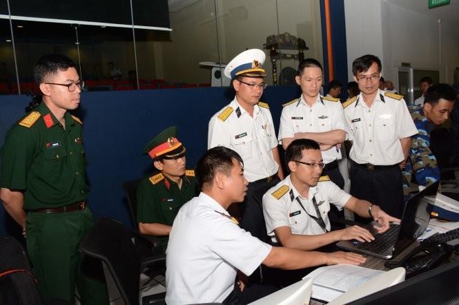 Hải quân, đặc công Việt Nam hoàn thành xuất sắc diễn tập chống khủng bố ảnh 17