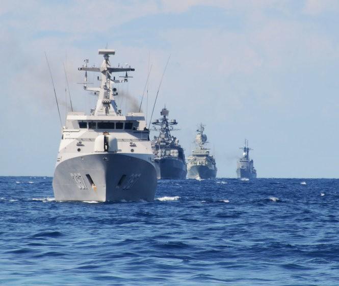 Hải quân, đặc công Việt Nam hoàn thành xuất sắc diễn tập chống khủng bố ảnh 4