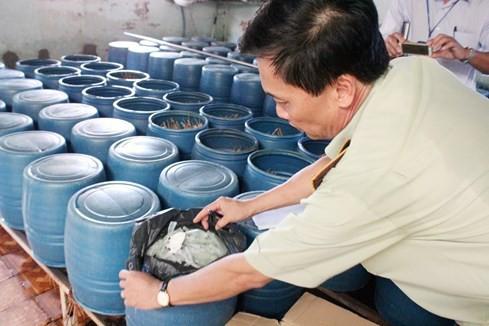 Ớn lạnh làm giá đỗ 'siêu tốc' bằng hóa chất Trung Quốc - ảnh 2