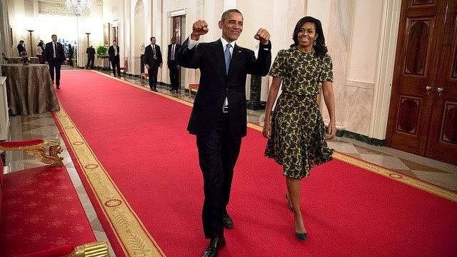 Đoàn Tổng thống Mỹ Obama đến Việt Nam trên 5 chuyên cơ ảnh 2