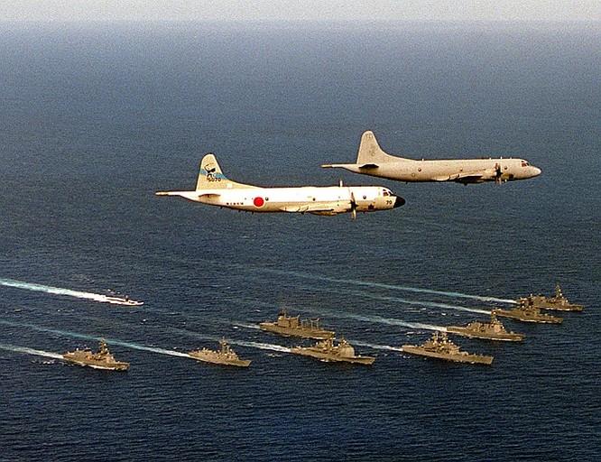 Hải quân Mỹ-Nhật thường xuyên tập dượt đối phó với thách thức an ninh khu vực