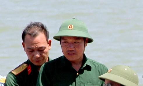 Thiếu tá, phi công tiêm kích Nguyễn Hữu Cường