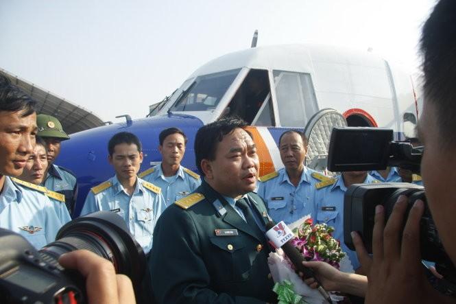 Đã tìm thấy thi thể phi công Trần Quang Khải, tiếp tục tìm kiếm máy bay CASA 212 ảnh 6