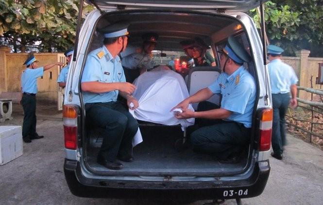 Đất mẹ đã đón nhận thi thể phi công Su-30MK2 Trần Quang Khải ảnh 4