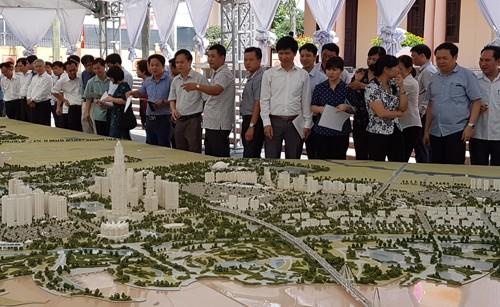 Hà Nội sẽ có tháp tài chính 108 tầng ảnh 1