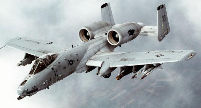 Chiến đấu cơ yểm trơ cư ly gần A-10 của Mỹ đã có mặt tại Philippines
